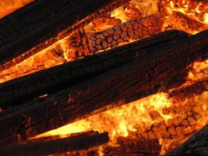 Silo Fire -- 6-6-10 - 2