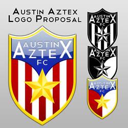 Austin Aztex Emblem