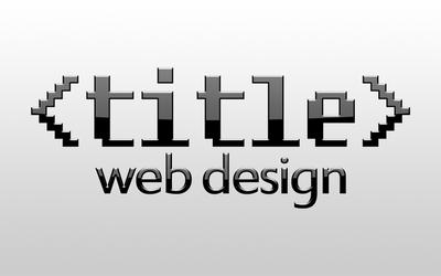 Title Web Design by thoriseador