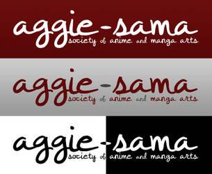 New Aggie-sama Logo by thoriseador