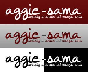 New Aggie-sama Logo