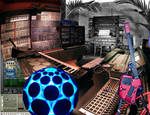 Electronicollage