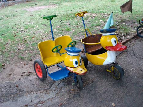 Duck tricycles