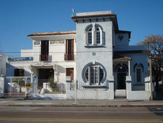Houses of Montevideo 4