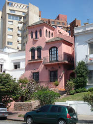 Houses of Montevideo 5