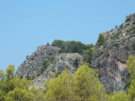 Castle walls of Assos 2