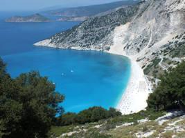 Myrtos Beach 2
