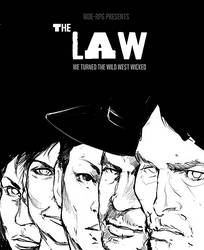 The Law by crazieburd
