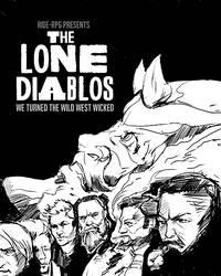 The Lone Diablos by crazieburd