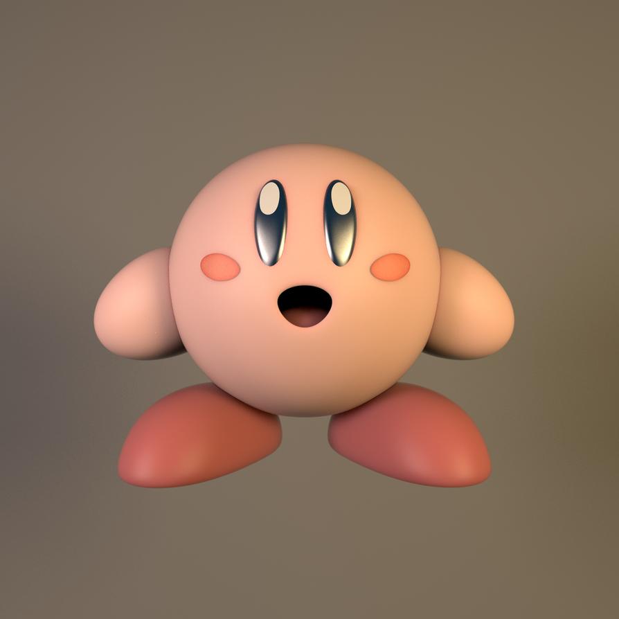 Kirby 2K by GexANIMATOR