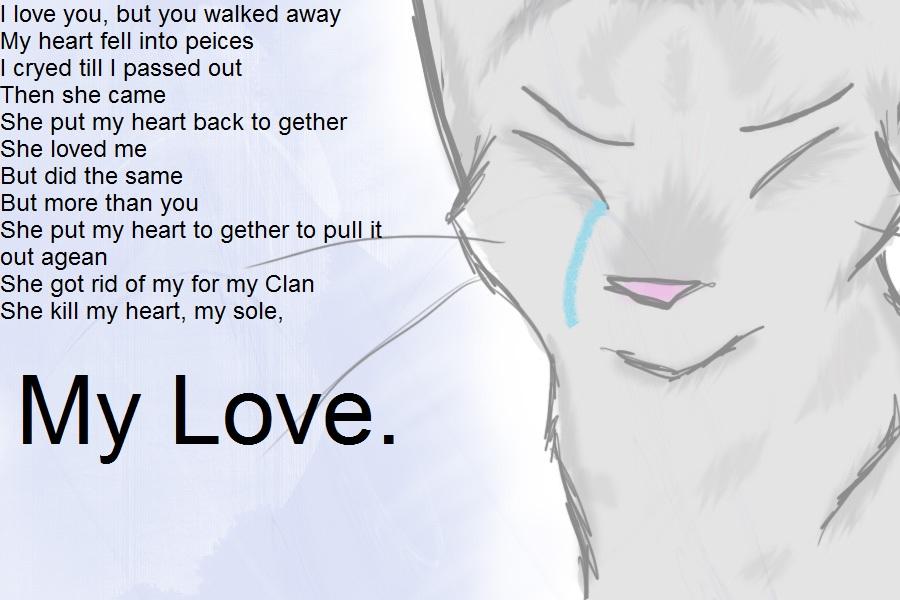 Warrior Cat Poems