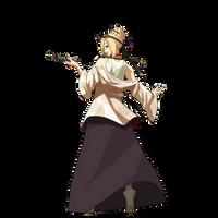 female gunner by iggler