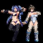 Custom Girl Wrestiling 1.Team hivaristar