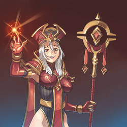 Clemency of Whitemane (not translation)