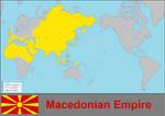 Greater Macedonian Empire