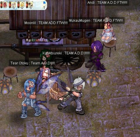 Kaji's Big Accident Team_A_D_D__by_Tear_Otoku