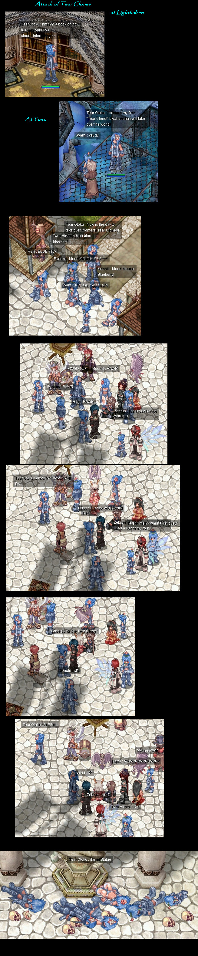 Attack of the Tear Clones Attack_of_Tear_clones_by_Tear_Otoku