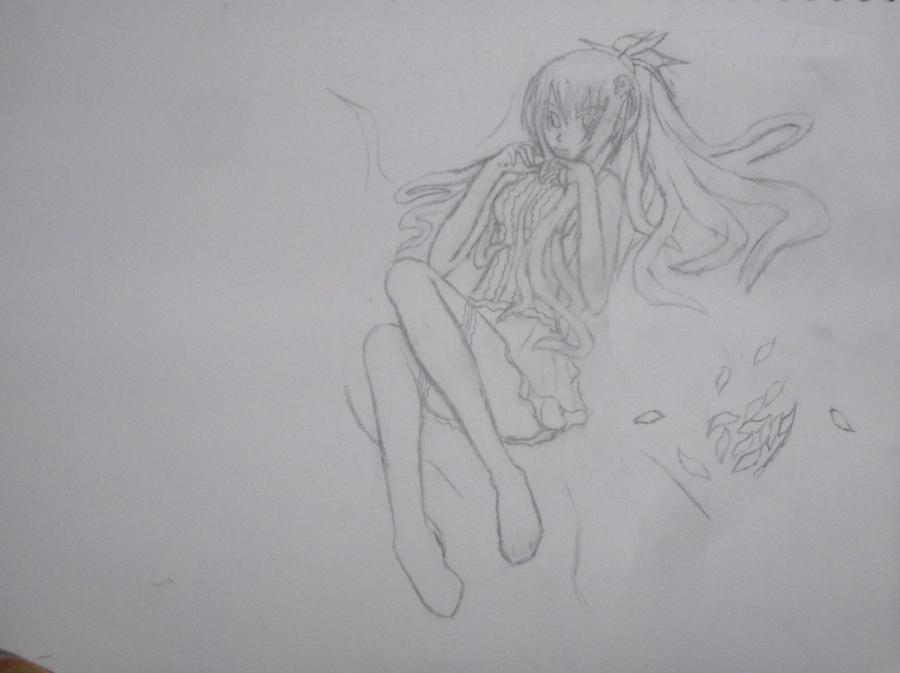 Tear's Artsies - Page 2 World_is_Mine__Pencil__by_Tear_Otoku