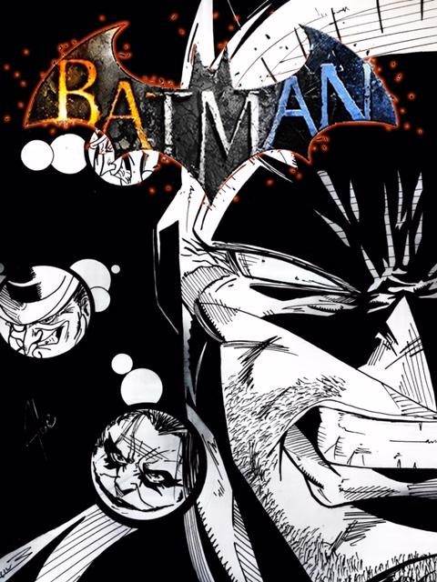BATMAN by AbelToledo