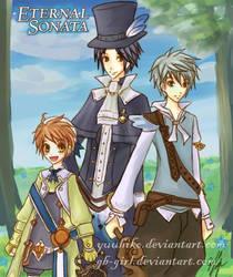 Eternal Sonata guys