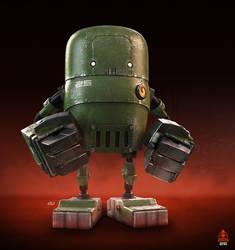 Rusty Robot B