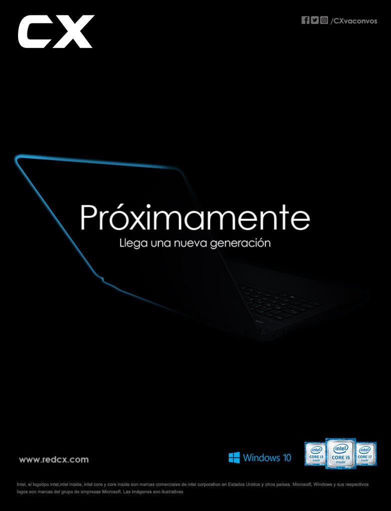 CX Notebook - Black Edition by MarkosVigil