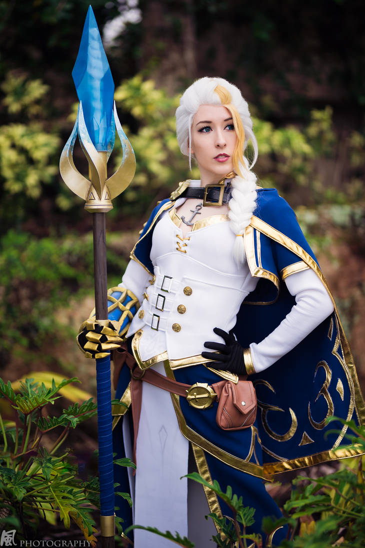 Jaina Cosplay by EroticNeko