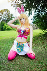 Bunny Zelda Cosplay