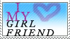 Love My Girlfriend stamp by AGoddessFinch