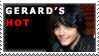 Gerards Hot Stamp by AGoddessFinch