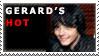 Gerards Hot Stamp by AGoddessFinch