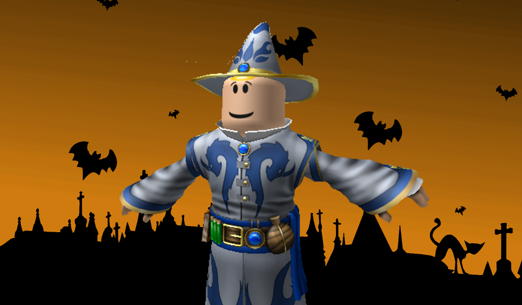 imay roblox halloween by dwainesworld101