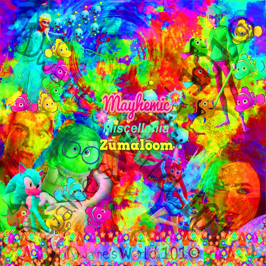 MaYhEmIc Miscellania: ZUMALOOM 8 by DwainesWorld101