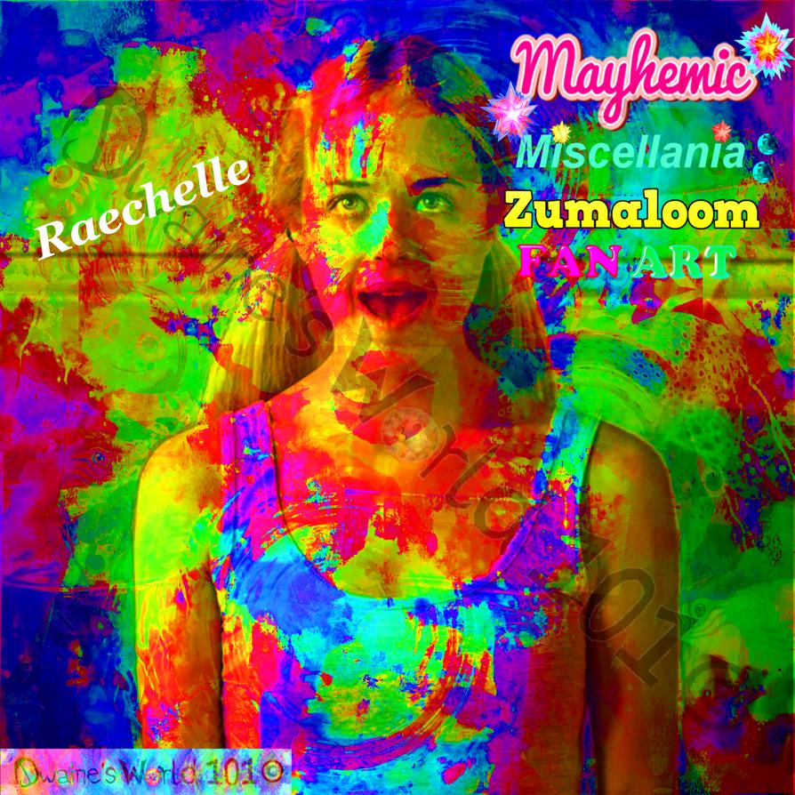 MaYhEmIc Miscellania: ZUMALOOM (FAN ART) 1 by DwainesWorld101