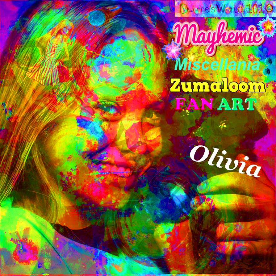 MaYhEmIc Miscellania: ZUMALOOM (FAN ART) 4 by DwainesWorld101