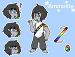 Ammolite Reference