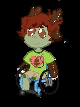 Wheely boi