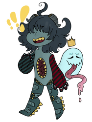 Chompers (Art fight)