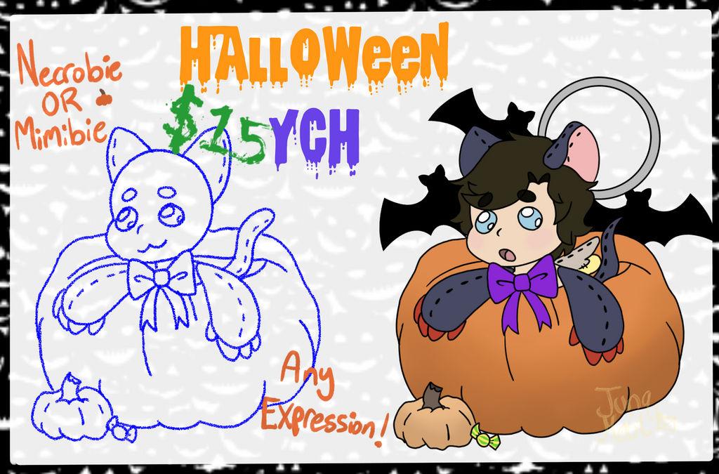 Halloween YCH (Open)