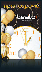 besito_cafe_new_year_poster