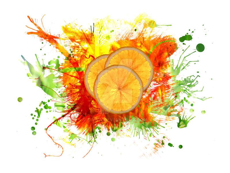 oranges... by livya