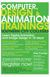 Design and Animation Trainings by spiderye