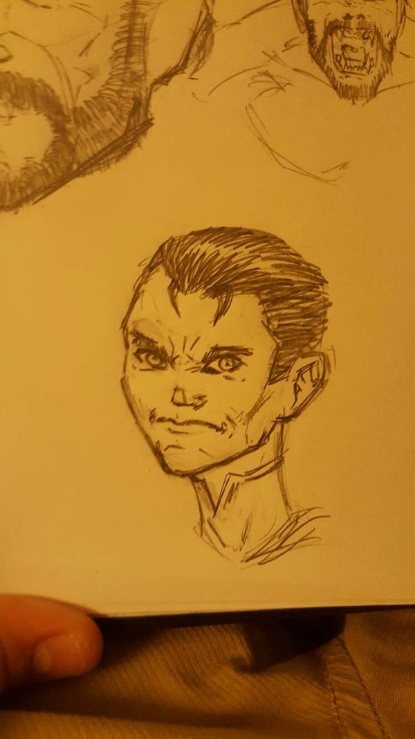 Damian Wayne by The-Middnite-Hawk