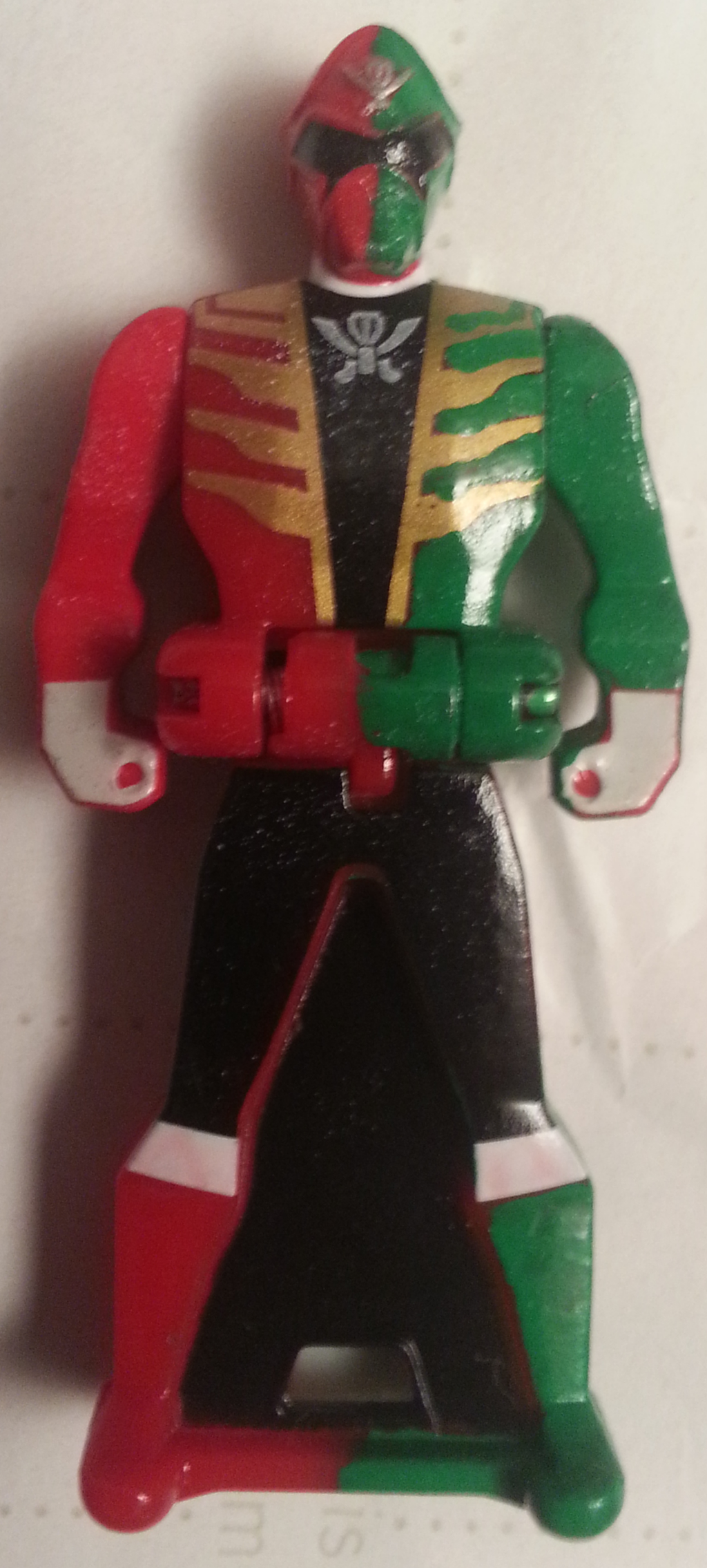 Gokai Christmas Super Megaforce Key by D-Rock92 on DeviantArt