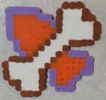 Housepets! Logo perler by D-Rock92