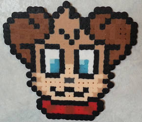 Peanut Perler by D-Rock92
