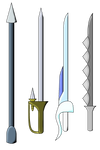 Tails of Babylon Keene weapons 1