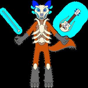 Bone Lord Macabre