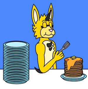 Random Pancakes