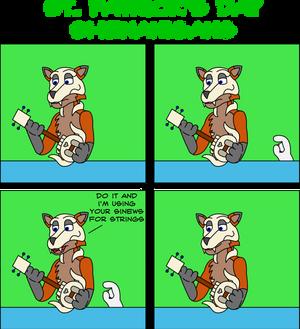 St. Patrick's Day Shenanigans Part 1